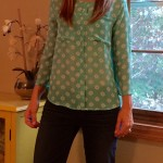 Stitch Fix Papermoon Wynn Blouse